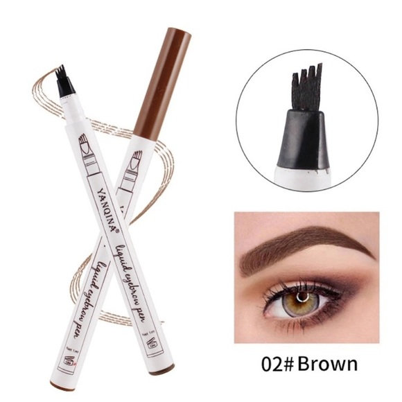 Sephora Makeup Microblading Eyebrow Waterproof Eyebrows Ink Pen